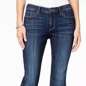 Lucky Brand Brooke Slim Boot Mid Rise Size 28A